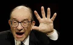 Alan Greenspan economics