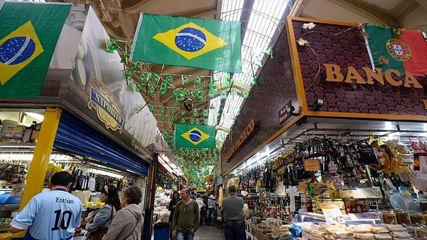 bazil economy Money market rate for brazil from international monetary fund (imf) for the  international financial statistics (ifs) release this page provides forecast and.