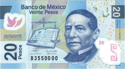 Mexican Peso Latest News Economy And